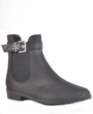 Glasgow Suede Waterproof Women's Rain Bootie Women's Shoes