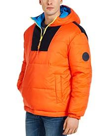 Men's Reversible Popover Jacket