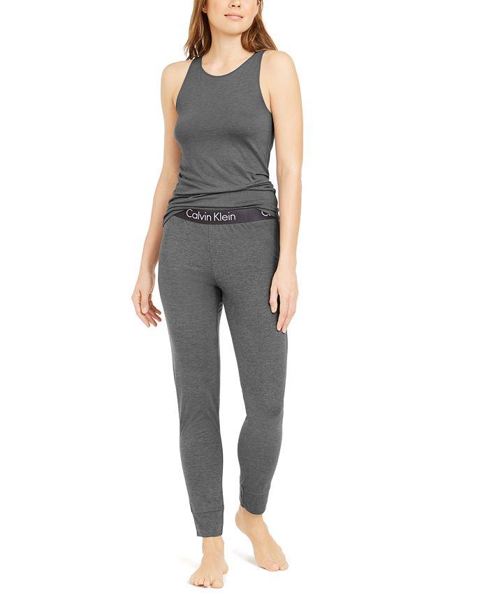 Calvin Klein - Tank Top & Jogger Pants Pajamas Set