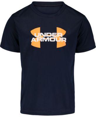 Under Armour Boys Big 3 Pk Ua Wordmark Performance B