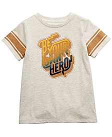 Toddler Boys Hero T-Shirt, Created For Macy's