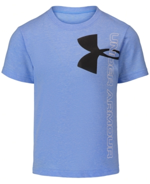 All-day comfort for all-day play. Keep your little guy in cool sporty style with this T-shirt from Under Armour.