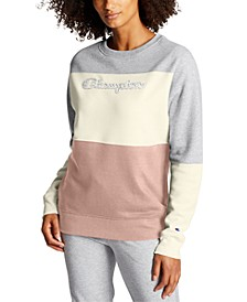 Powerblend Colorblocked Sweatshirt