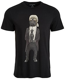 Fashion Doggie Men's Graphic T-Shirt