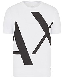 Short Sleeve Crew Neck Big Logo T-Shirt
