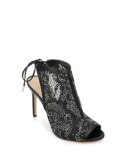 Jewel Badgley Mischka Boulder Booties
