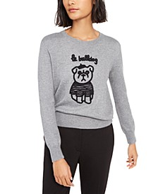 Bulldog Sweater