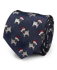Pug Men's Tie