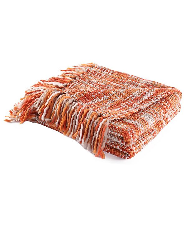 Happycare Textiles Rustic Style Throw Blanket
