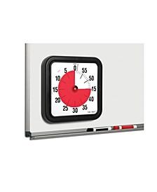 "LLC 12"" Magnet 60 Minute Visual Timer"