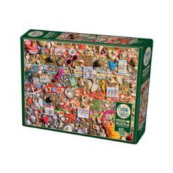 Cobble Hill: Beach Scene 1000 Piece Jigsaw Puzzle