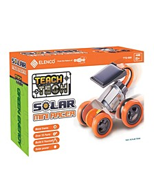 Mini-Solar Racer Build-It-Yourself Robot Stem Educational Toys