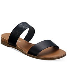 Easten Slide Sandals, Created for Macy's