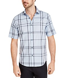 Men's Dennis Plaid Shirt, Created for Macy's