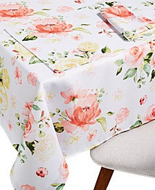 Marie Floral Table Linens Collection