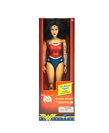 "Mego Action Figure, 14"" DC Comics Wonder Woman"