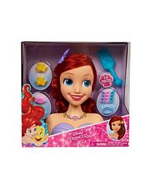 Disney Princess Ariel Pretend Play Toy Doll Styling Head