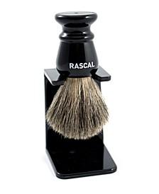 Ebony Pure Badger Saving Brush