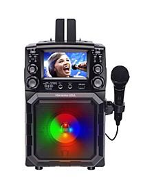 GQ450 Portable CDG/MP3G Karaoke Player