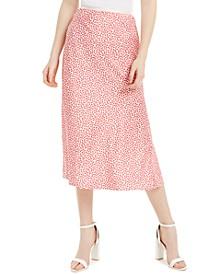 Elao Alessia Printed Midi Skirt