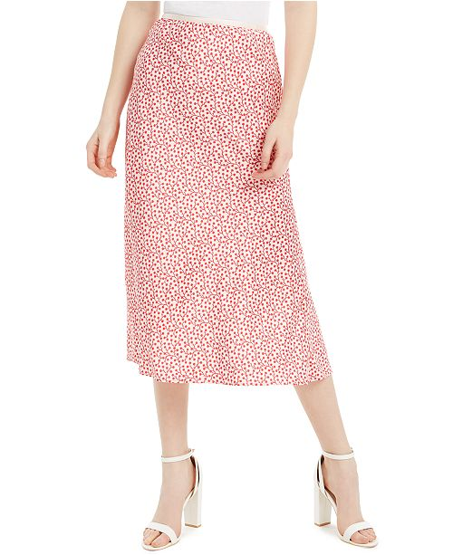 French Connection Elao Alessia Printed Midi Skirt