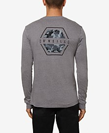 Men's Phil Graphic Long Sleeve Tee