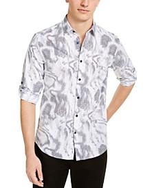 Men's Linear Waves Shirt