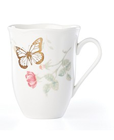 Butterfly Meadow Gold - 20th Anniversary Monarch Mug
