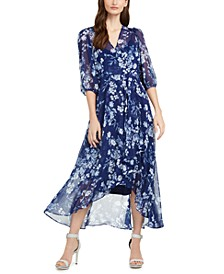 Floral-Print Maxi Dress, Created for Macy's