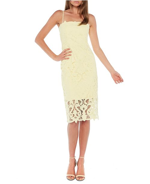 Bardot Lina Lace Dress