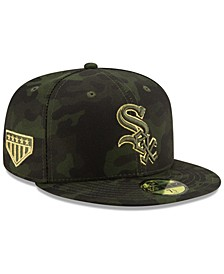 Chicago White Sox Armed Forces Day 59FIFTY-FITTED Cap