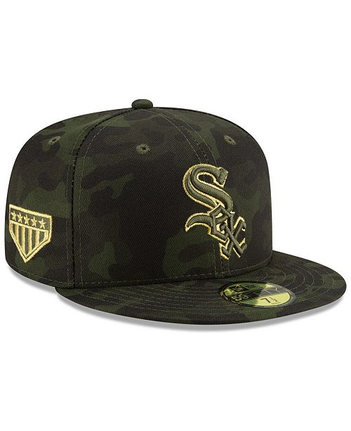 New Era Chicago White Sox Armed Forces Day 59FIFTY-FITTED Cap