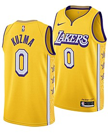 Men's Kyle Kuzma Los Angeles Lakers City Edition Swingman Jersey