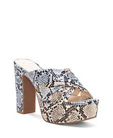 Cylie Platform Dress Sandals