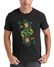 Men's Leprechaun Graphic T-Shirt