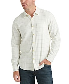 Men's Palisades Grid Pattern Shirt