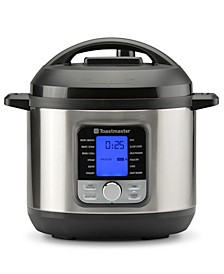 6 Quart Electric Pressure Cooker