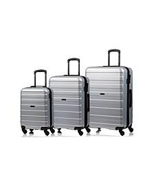 Ice Hardside 3-Pc. Luggage Set