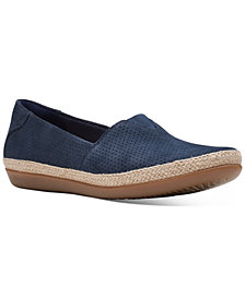 Clarks Collection Women's Danelley Sky Loafers