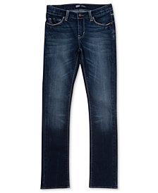 Levi's® 711 Thick-Stitch Skinny Jean, Big Girls