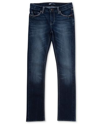Levi's® 711 Thick-Stitch Skinny Jean, Big Girls (7-16) - Jeans ...