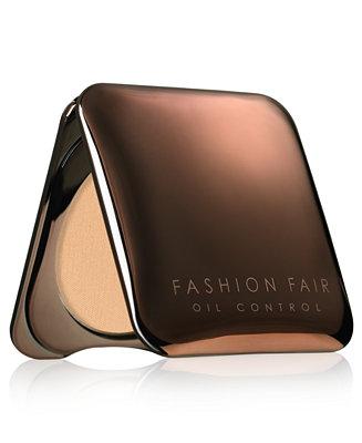 Fashion Fair Oil Control Pressed Powder All Makeup