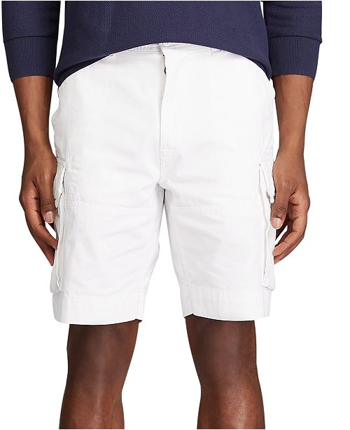 Polo Ralph Lauren Men's Big & Tall Classic Fit Cargo Short