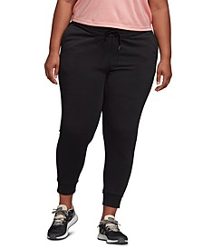 Women's Plus Size Essentials Sweatpants