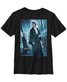 Harry Potter The Goblet of Fire The Yule Ball Little and Big Boy Short Sleeve T-Shirt