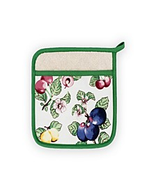 French Garden Pot Holder