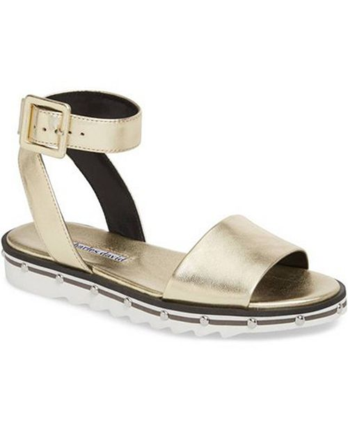 Charles David Collection Shimmy Sandals