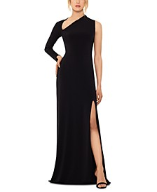 One-Sleeve Gown