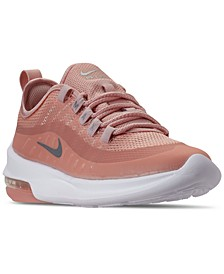 Women's Air Max Axis Premium Casual Sneakers from Finish Line