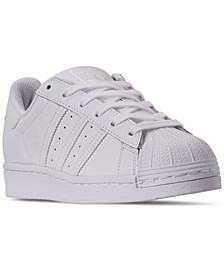 Big Kids Superstar Casual Sneakers from Finish Line